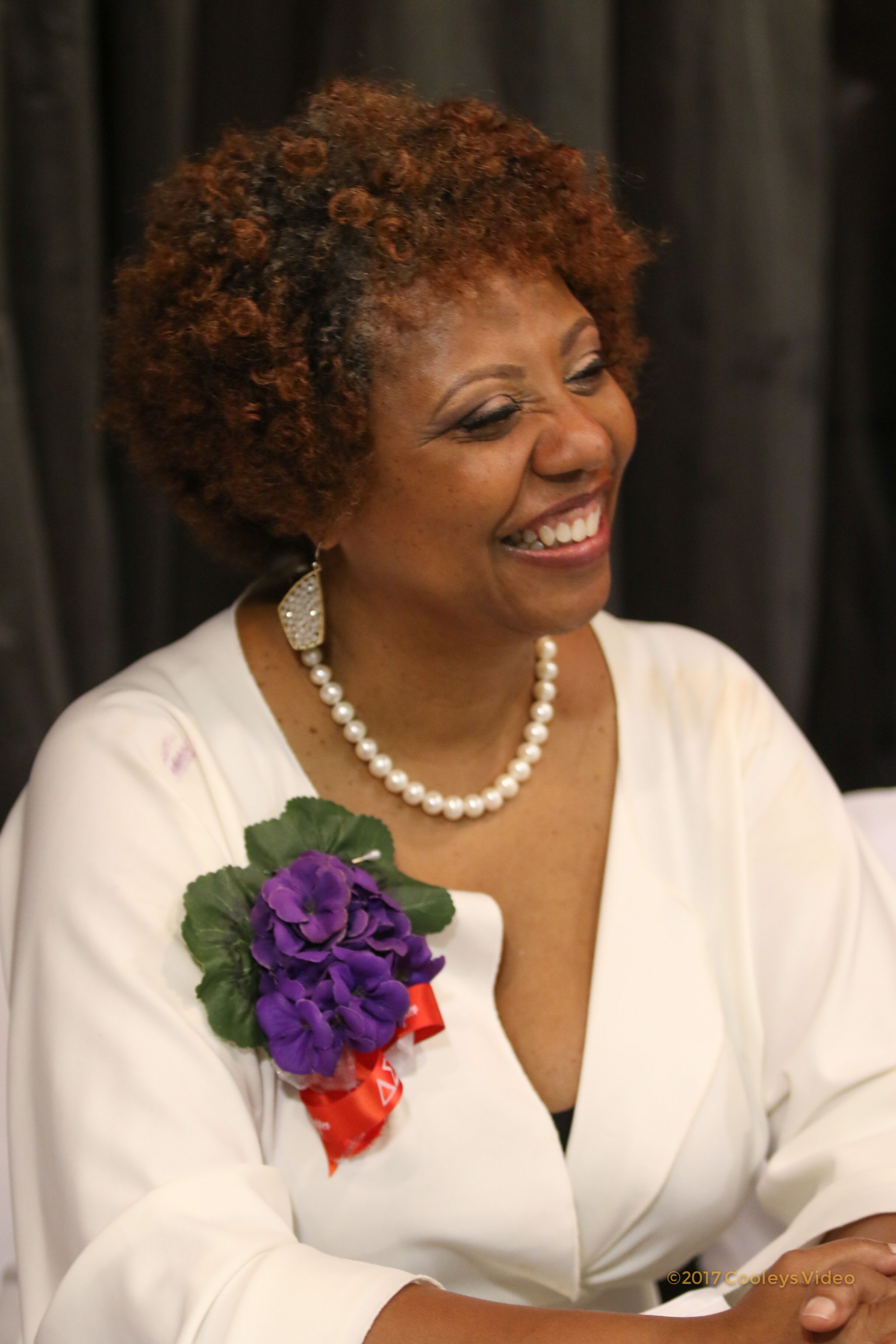 Meet the Chapter President- Arlene Mitchell-Pearson