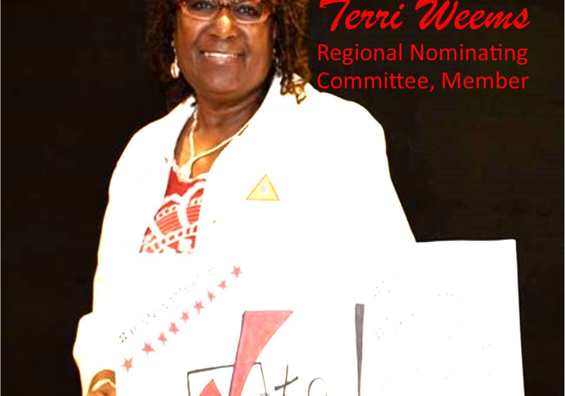 Terri Monroe Weems, Regional Nominating Committee Member