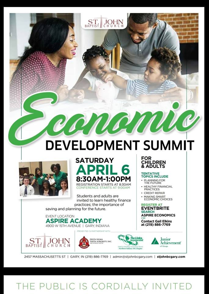 Economic Development Summit 2019