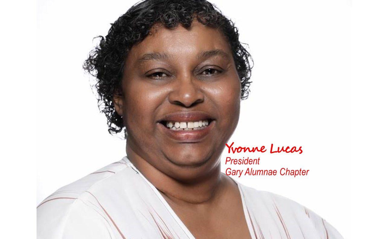 Yvonne Lucas