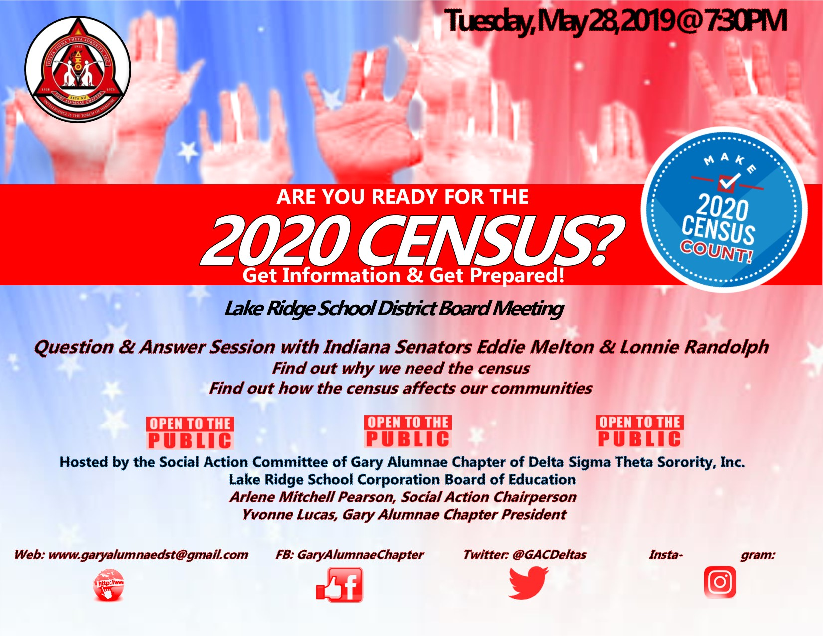 Are You Ready for the 2020 U.S. Census?