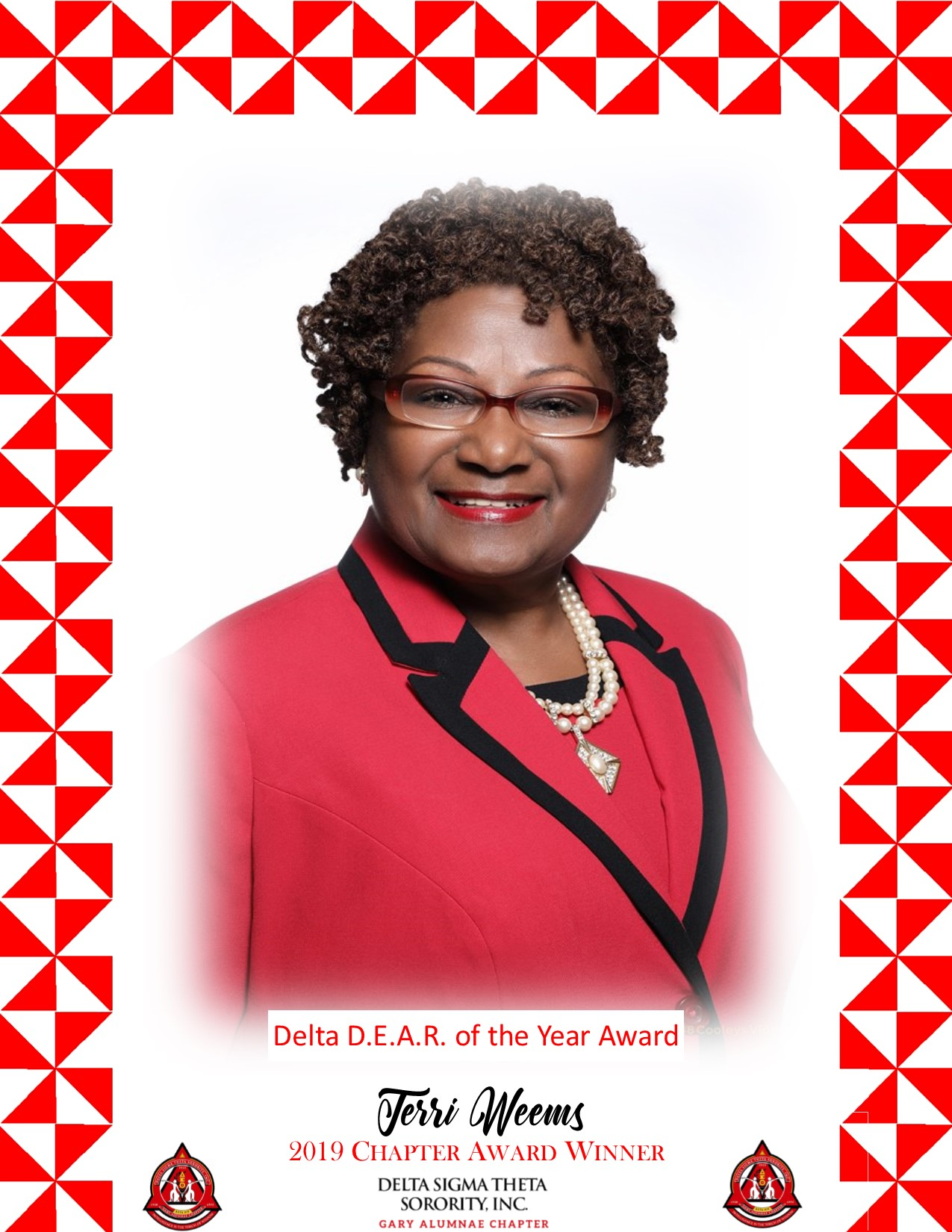 Delta DEAR of the Year