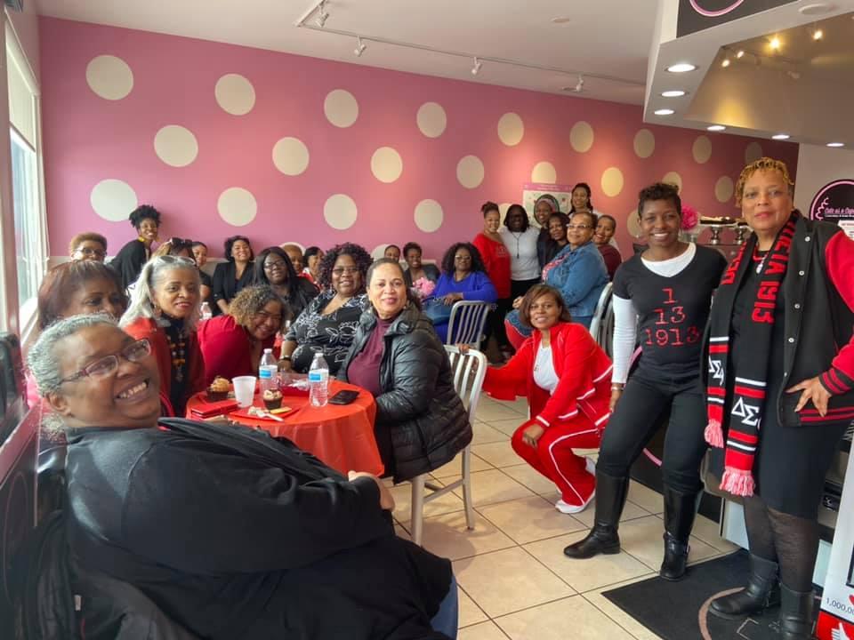 GAC Hosts Sisterhood Event