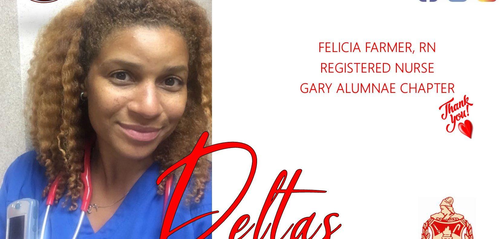 Felicia Farmer, RN