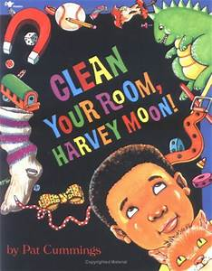 Roll Out the Red Carpet for Reading- Clean Your Room Harvey Moon!