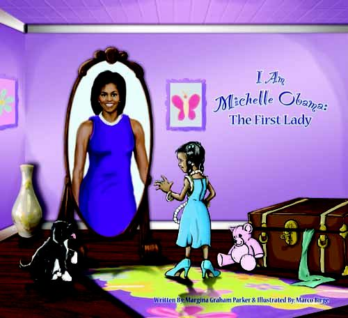 Roll Out the Red Carpet for Reading- I Am Michelle Obama: The First Lady