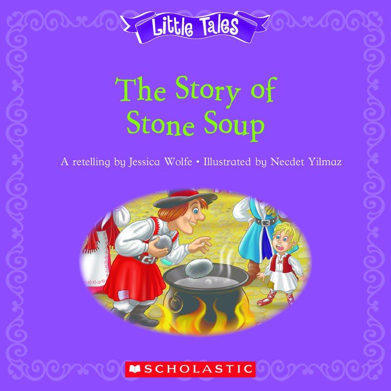 Roll Out the Red Carpet for Reading- Stone Soup