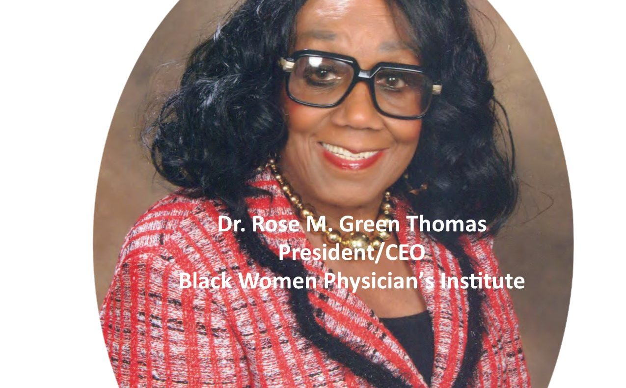 Dr. Rose Green Thomas