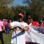 Breast Cancer Walk 2015